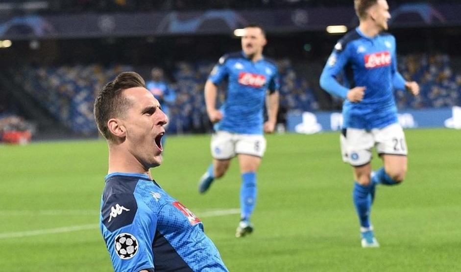 Napoli Vs Parma Cu U00e1ndo Y D U00f3nde Ver El Partido En Vivo