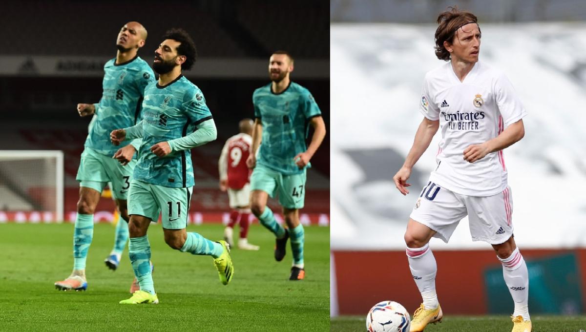 Real Madrid vs Liverpool: Horario y DÓNDE VER el partido ...