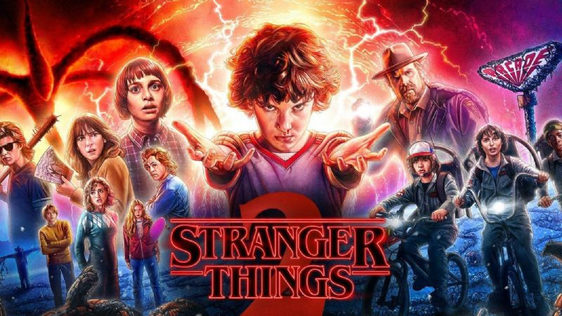 Netflix muestra primer vídeo de Stranger Things 3