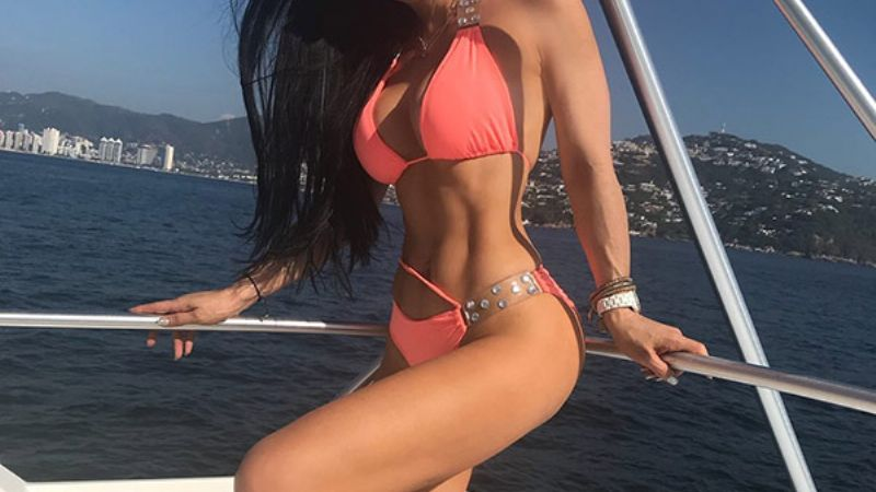 Luce Maribel Guardia cuerpazo en Instagram