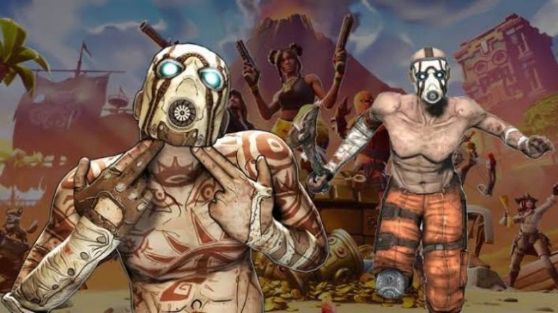 Epic Games regala mas juegos; ahora es Borderlands: The Handsome Collection