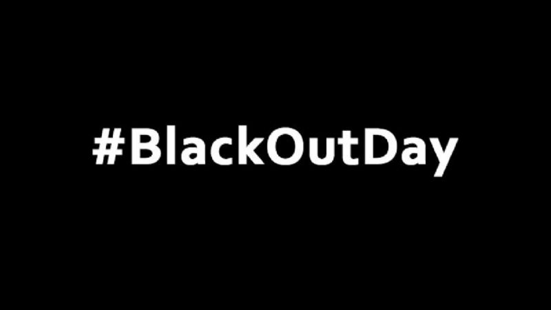 ¿Por qué el Blackout Day podría afectar al movimiento Black Lives Matter?
