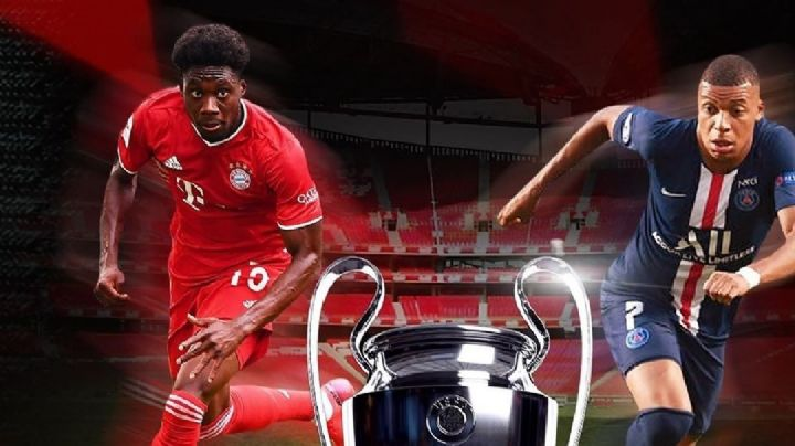 Final Champions League PSG vs Bayern: estos son los duelos que han disputado