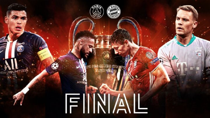 Final Champions League PSG vs Bayern: los 5 datos que debes saber