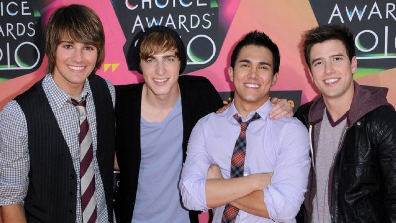 Fans de Big Time Rush quieren cancelar los Kids' Choice Awards