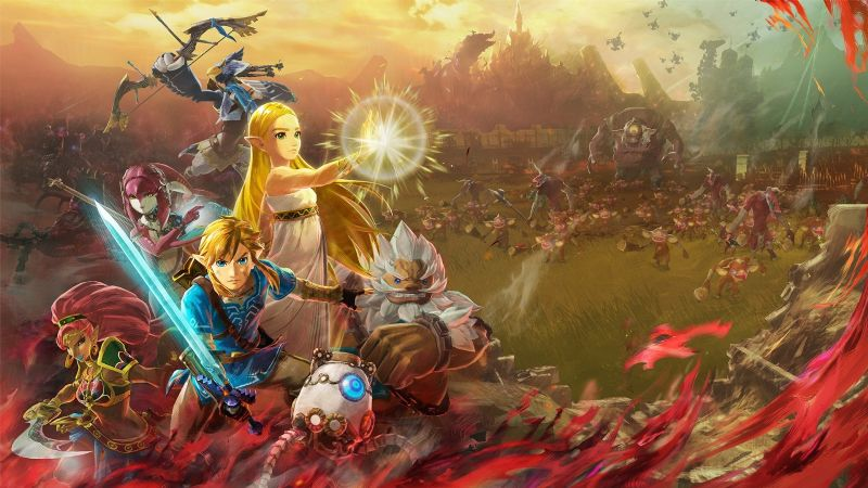 Nintendo anuncia Hyrule Warriors: Age of Calamity, precuela de Breath of The Wild