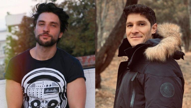 Gary Centeneo y Paco Pizaña