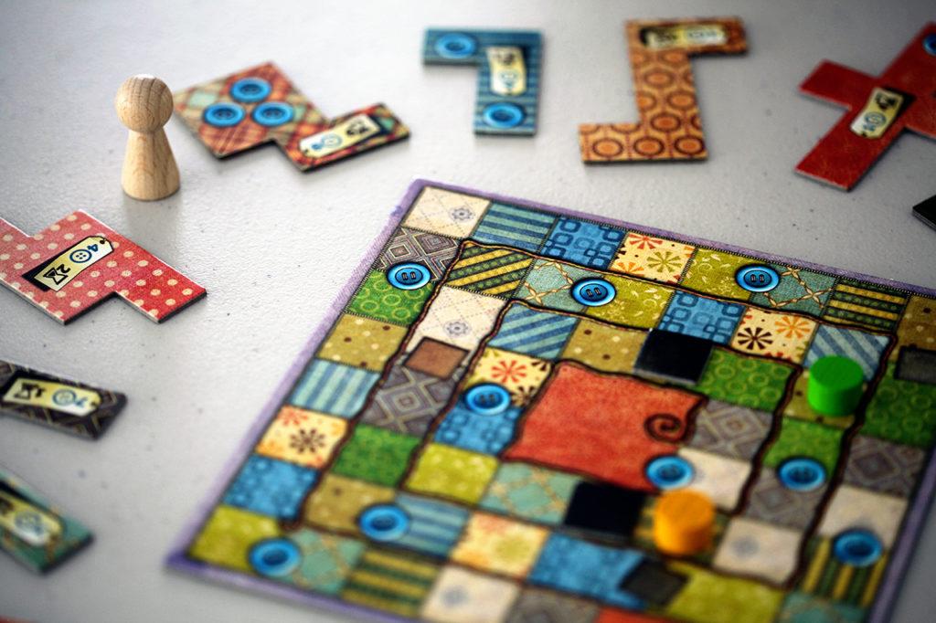 juego mesa patchwork