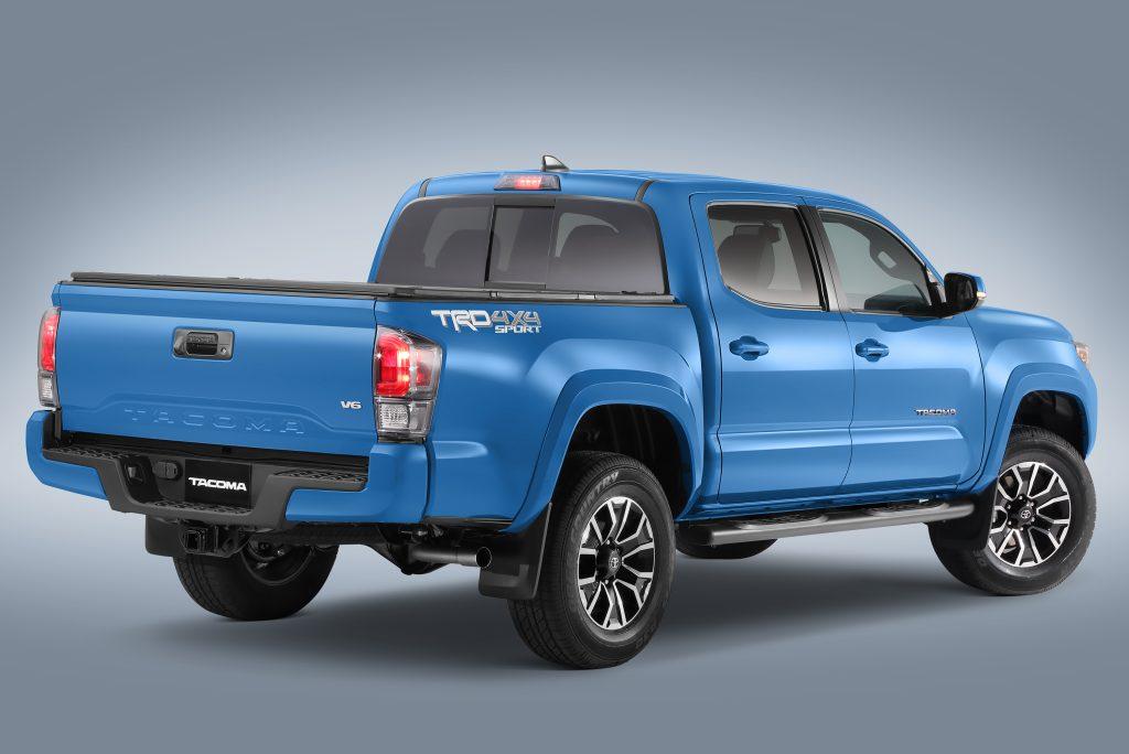 Tacoma Toyota 2020