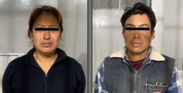 Detenidos feminicidio Fátima