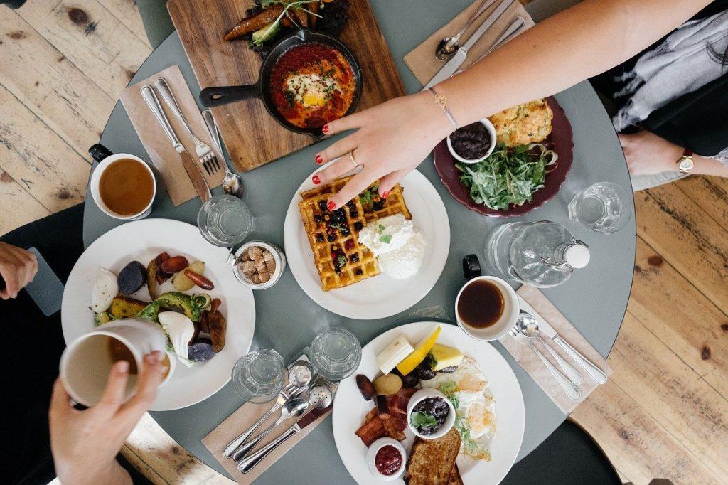 Restaurantes servicio domicilio