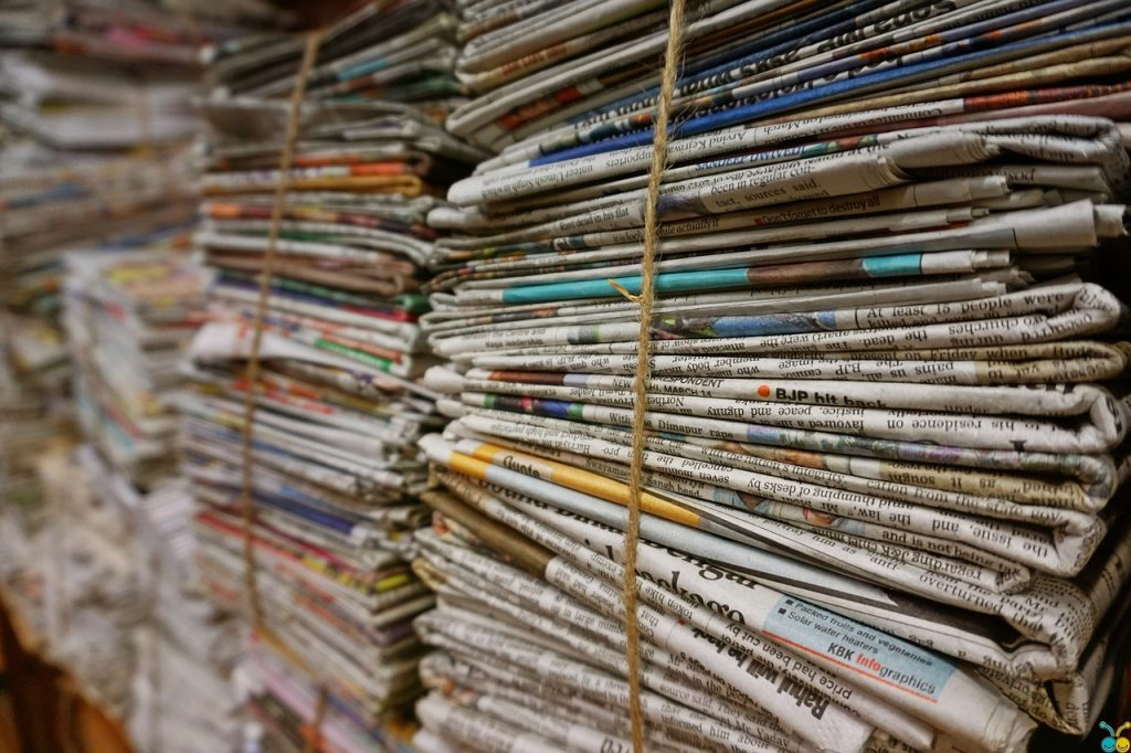 Periódico escasez australia