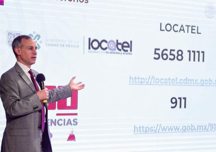 Coronavirus en México: cuántos casos hay hoy 1 de mayo